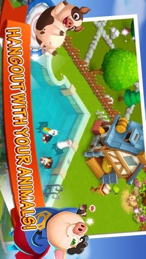 开心农场:糖果节 Happy Farm:Candy-应用截图