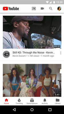 YouTube-应用截图