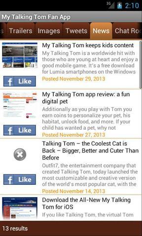我说话的汤姆应用