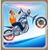 拉风的摩托车手 LOGO-APP點子