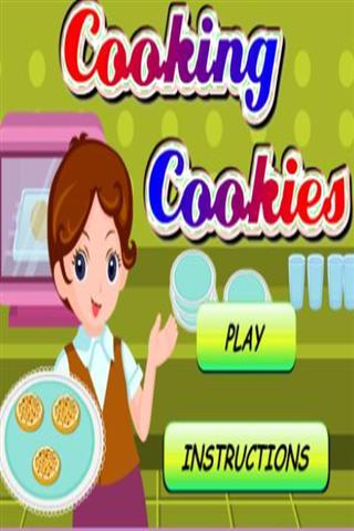 烘焙饼干烹饪游戏