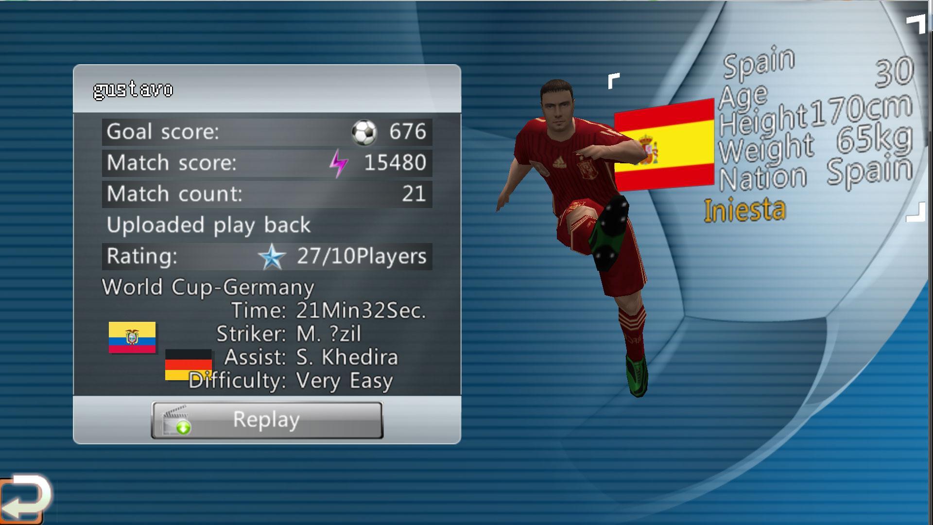 胜利足球-应用截图