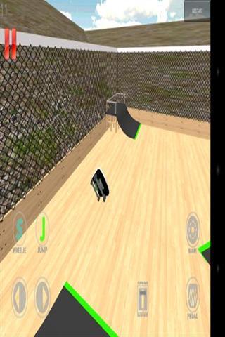 3D特技滑板 體育競技 App-癮科技App