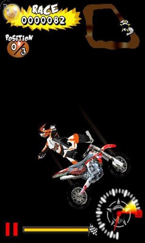 3D极限越野摩托车