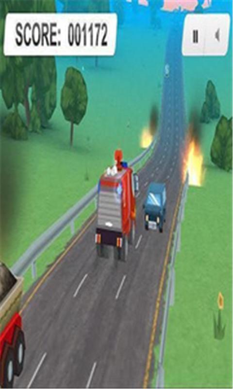 【免費體育競技App】疯狂的运输车-APP點子