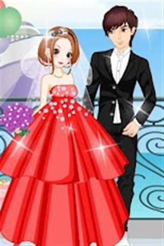 梦中婚礼装扮