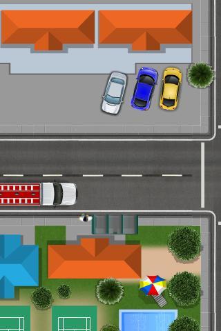 汽车站停车 Bus Stop Parking