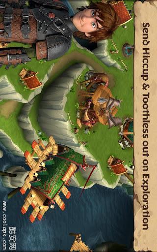 驯龙记博克岛的骑手01- 在线观看- 动漫- 乐视网