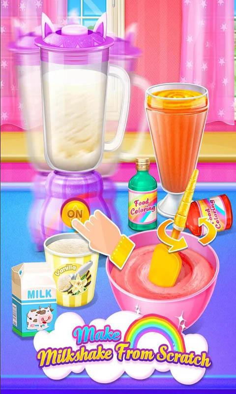 儿童宝宝做甜品游戏-应用截图