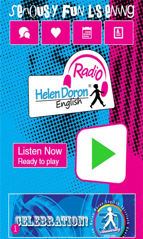 Helen Doron Radio-应用截图