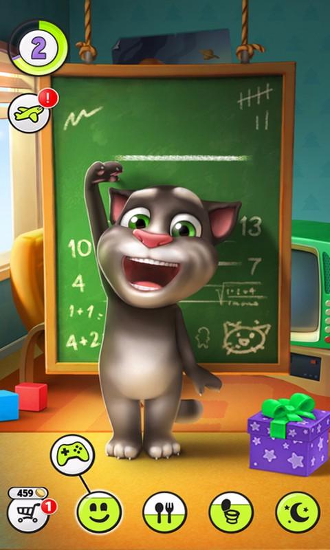 我的汤姆猫-应用截图