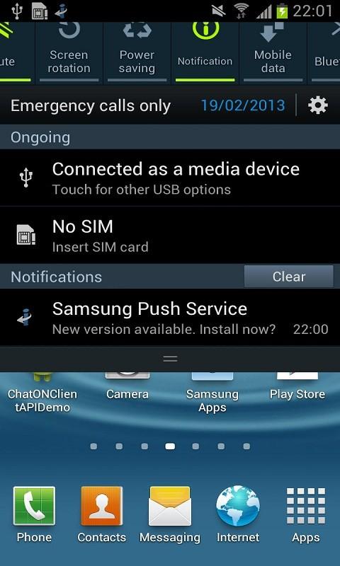 Samsung Push Service|玩工具App免費|玩APPs