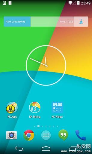 KK桌面 個人化 App-癮科技App