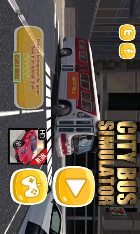 玩賽車遊戲App|城市巴士停车(3D版)免費|APP試玩