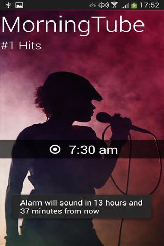 闹钟铃声 MorningTube #1 Hits Alarm-应用截图