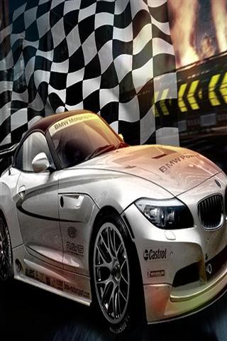 3D停跑车