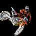 越野摩托车3D LOGO-APP點子