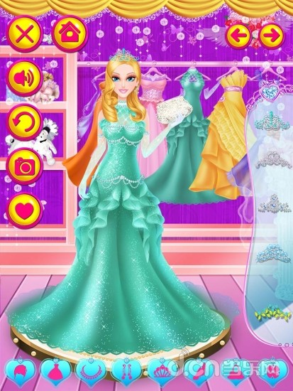 Play Wedding Salon > Online Games | Big Fish
