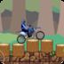 3D摩托车大闯关 賽車遊戲 App LOGO-APP試玩