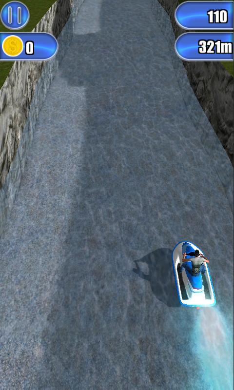 水上滑板车
