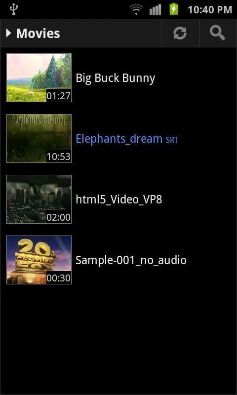 MX视频播放器解码包