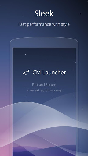 CM Launcher-应用截图