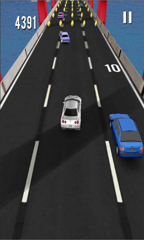 玩賽車遊戲App|无尽的狂奔免費|APP試玩