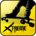 极限滑板 Downhill Xtremev LOGO-APP點子
