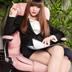 办公室OL女郎丝袜长腿诱惑壁纸 個人化 App LOGO-APP試玩