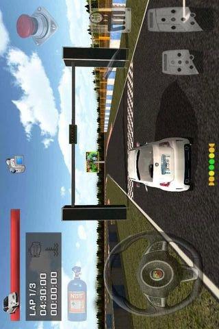 3D模拟赛车|玩賽車遊戲App免費|玩APPs