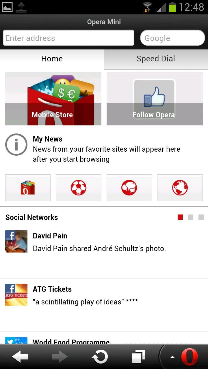 Opera Mini 浏览器|玩工具App免費|玩APPs