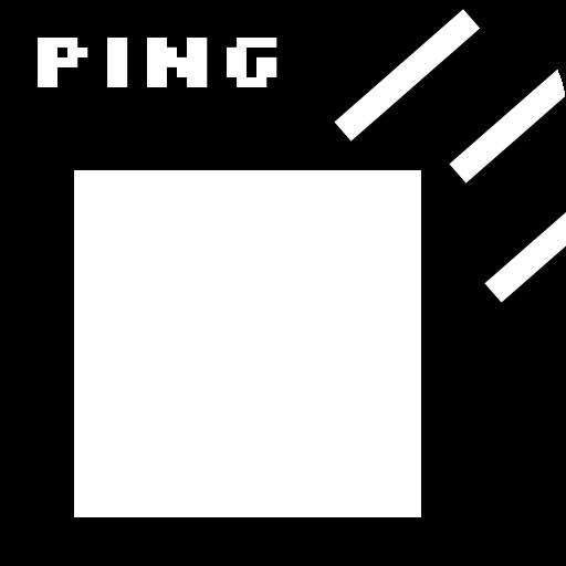 解谜游戏 Ping - An 8-bit Puzzle Game