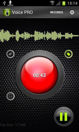 专业录音 Voice PRO