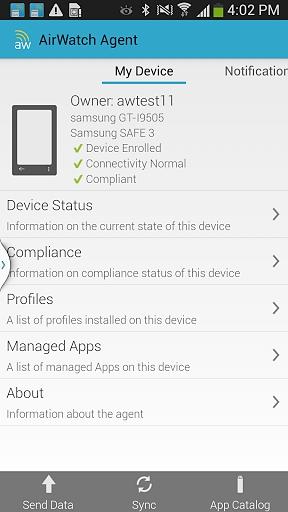 【免費體育競技App】AirWatch Agent-APP點子
