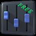 EQ音乐播放器 LOGO-APP點子