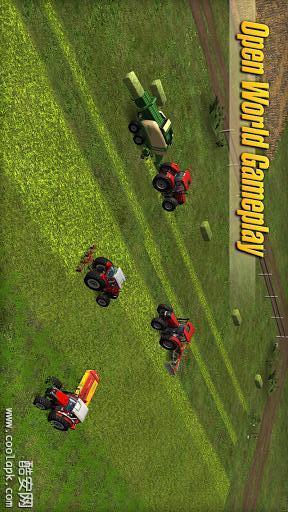 模拟农场14:Farming Simulator 14(com.giantssoftware.fs14)_1.2.8 ...