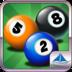 口袋桌球 體育競技 LOGO-玩APPs