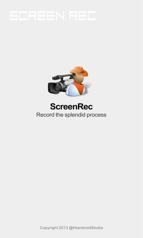 屏幕录制-Screen Recorder
