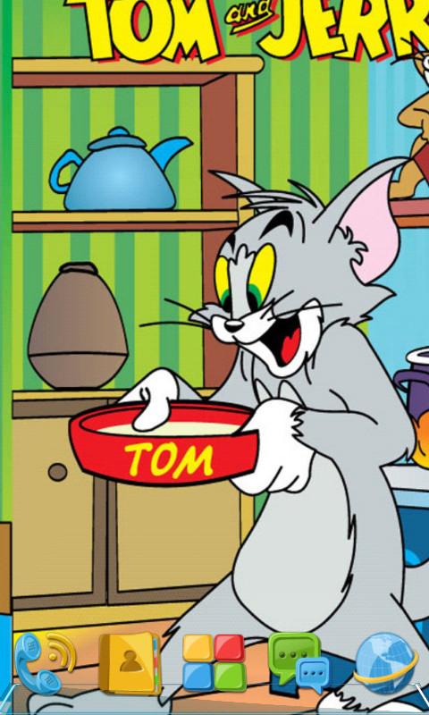 会说话的汤姆猫4-宝软3D主题