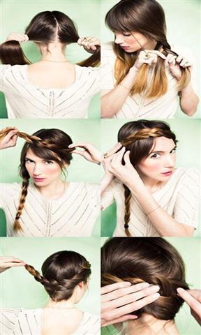发型设计化妆