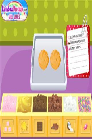 玩免費遊戲APP|下載烘焙饼干烹饪游戏 app不用錢|硬是要APP