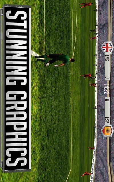 玩免費體育競技APP|下載真正的足球2014 app不用錢|硬是要APP