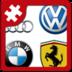 汽车图标拼图 棋類遊戲 App LOGO-硬是要APP