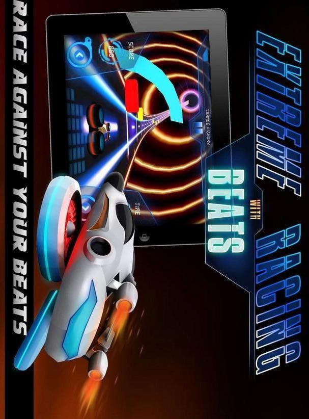 免費體育競技App|3D极限节拍赛车|阿達玩APP