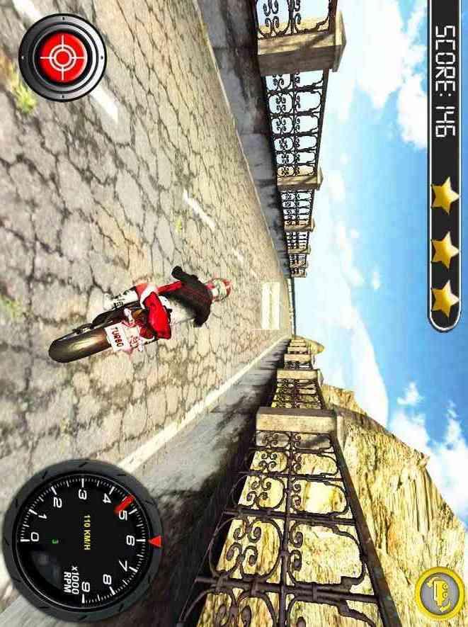 摩托:Turbo赛车