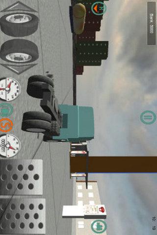 3D真实卡车|玩體育競技App免費|玩APPs