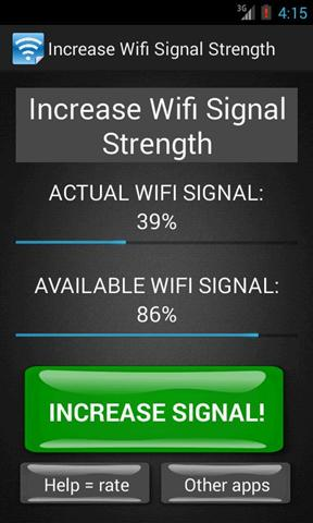 无线信号放大器 INCREASE WIFI SIGNAL STRENGTH
