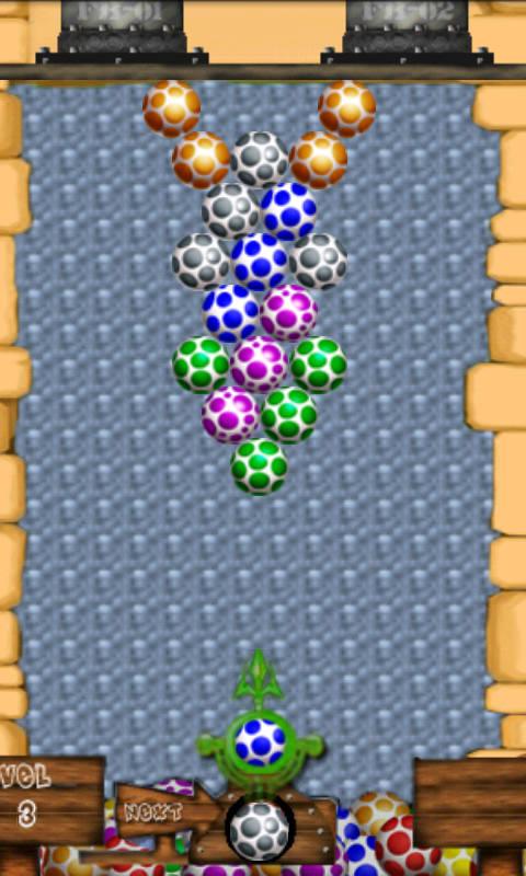 泡泡龙游戏 单机版