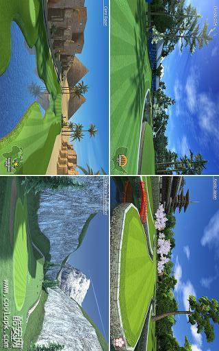 【免費體育競技App】高尔夫之星-APP點子