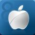 iPhone8苹果锁屏主题